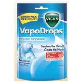 VICKS VAPODROPS ORIGINAL MENTHOL 20