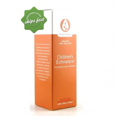 KIWIHERB CHILDRENS ECHINATURE 50ML