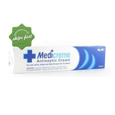 MEDICREME ANTISEPTIC CREAM 50g