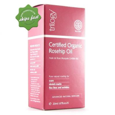 TRILOGY ORGANIC ROSEHIP OIL 20ML (Special buy online only)