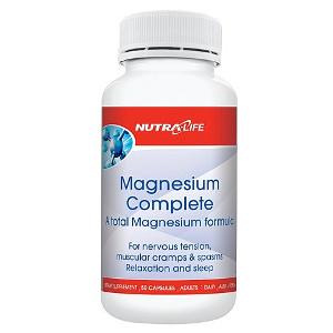 NUTRALIFE MAGNESIUM COMPLETE 50s