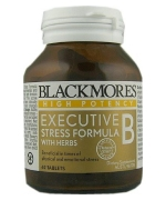BLACKMORES EXECUTIVE B STRESS FORMULA 62 TABLETS