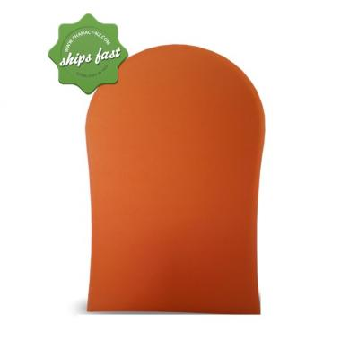 TAN ORGANIC SELF APPLIC GLOVE (Special buy online only)