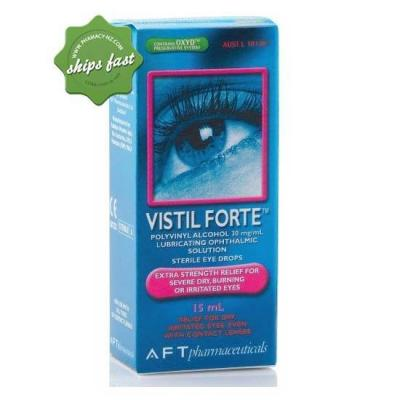 VISTIL EYE DROPS