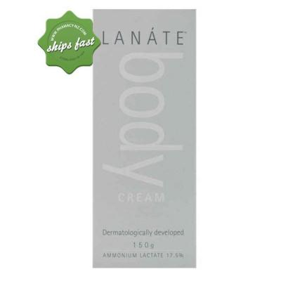 LANATE BODY CREAM 150GM (Special buy online only)