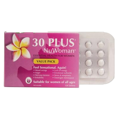 30 Plus Nuwoman 120 Tablets