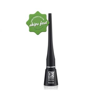 DESIGNER BRANDS LIQUID EYELINER BLACK