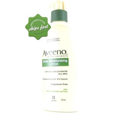 AVEENO DAILY MOISTURISING LOTION 354 ML (Special buy online only)