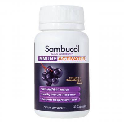 Sambucol Immune Activator 30 Capsules