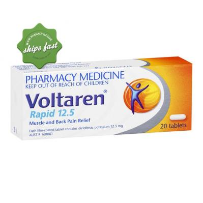 what are voltaren tablets for