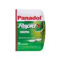 PANADOL RAPID HANDIPACK 10s
