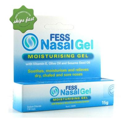 FESS NASAL GEL 15GM