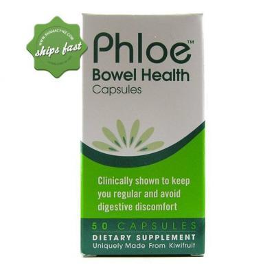 Phloe Bowel Health Capsules 50