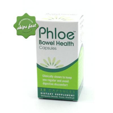 Phloe Bowel Health Capsules 30