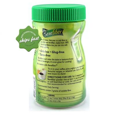 BENEFIBER POWDER 155GM