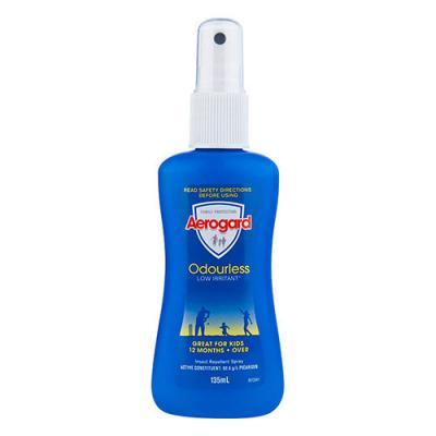 Aerogard Odourless Insect Repellent Pump 135ml