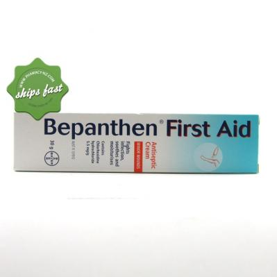 BEPANTHEN FIRST AID CREAM 30GM