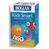 BIOGLAN KIDS SMART FISH TRIO 60S