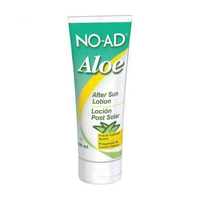 No Ad After Sun Aloe Lotion 100ml