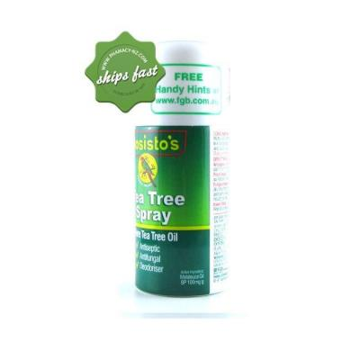 TEA TREE SPRAY BOSISTOS