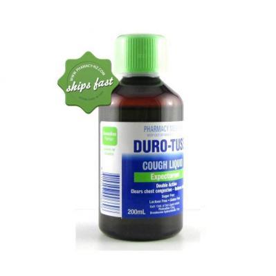 DURO TUSS EXPECTORANT 200ML