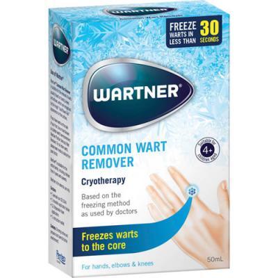 Wartner Wart Verrucca Remover 50ml