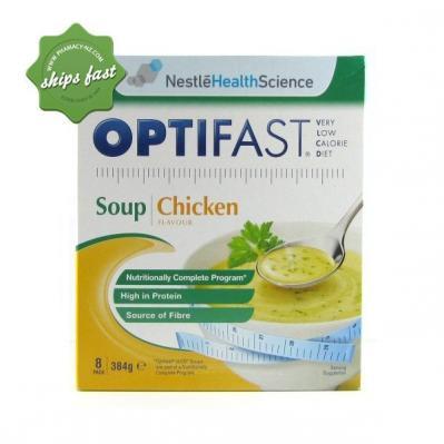 OPTIFAST CHICKEN SOUP 8x53g