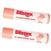 BLISTEX LIP CONDITIONER BALM 4 35g 2for1