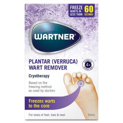 Wartner Plantar Wart Remover 50ml