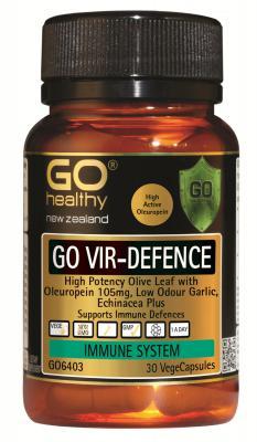 GO Healthy GO Vir Defence 30 Capsules
