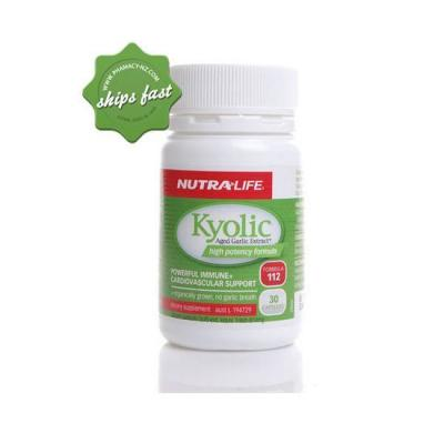 Nutralife Kyolic Aged Garlic 30 Capsules