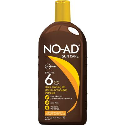 No Ad Hawaiian Tan Oil Spf 6 475ml