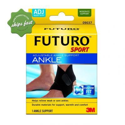 FUTURO ANKLE SPORT M CONT ADJ
