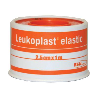 LEUKOPLAST 1061 ELAST 2 5CM X 1M