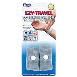 FLENTS EZY TRAVEL WRISTBANDS