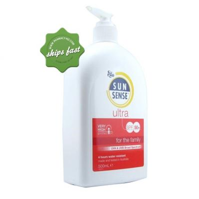 SUNSENSE ULTRA SPF50 500ML (Special buy online only)