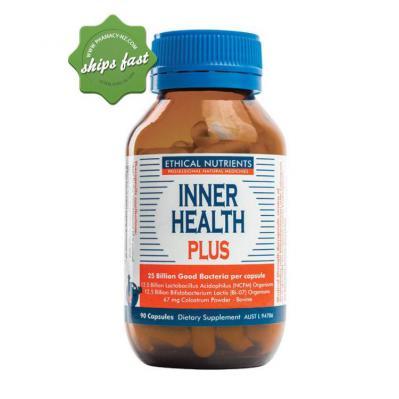 INNER HEALTH PLUS CAPS 90