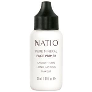 NATIO PURE MINERAL FACE PRIMER 30ML
