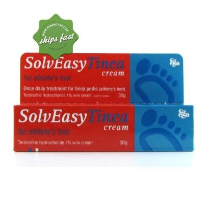 EGO SOLV EASY TINEA CREAM 30GM
