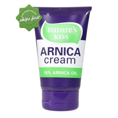 NATURES KISS ARNICA CREAM 90GM