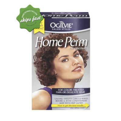 Ogilvie Home Perm Colour Treated or Delicate Hair