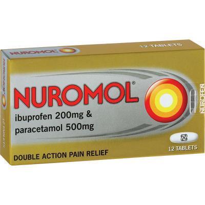 Nuromol Tablets 12
