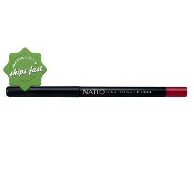 NATIO MECHANICAL LIP LINER SCARLETT