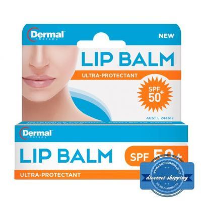 DERMAL THERAPY LIP BALM SPF50 10G