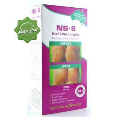 NS 8 HEEL BALM COMPLEX 100ML