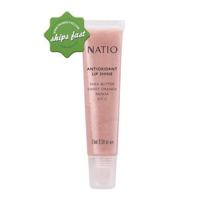 NATIO ANTIOXIDANT LIP SHINE GRACE