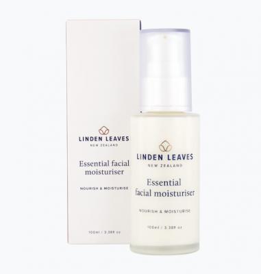 Linden Leaves Essential Facial Moisturiser 100ml