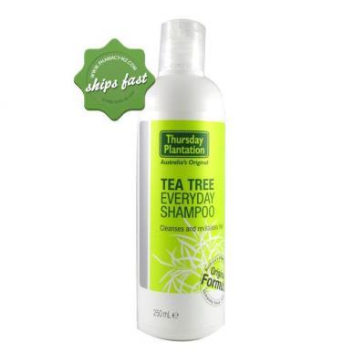THURSDAY PLANT TEA TREE SHAMPOO 250ML