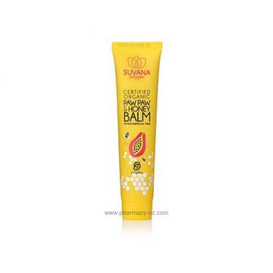 SUVANA PAWPAW AND HONEY BALM 25G