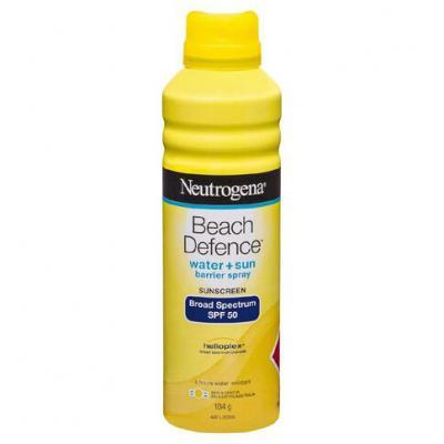 Neutrogena Beach Defence Spray SPF 184g